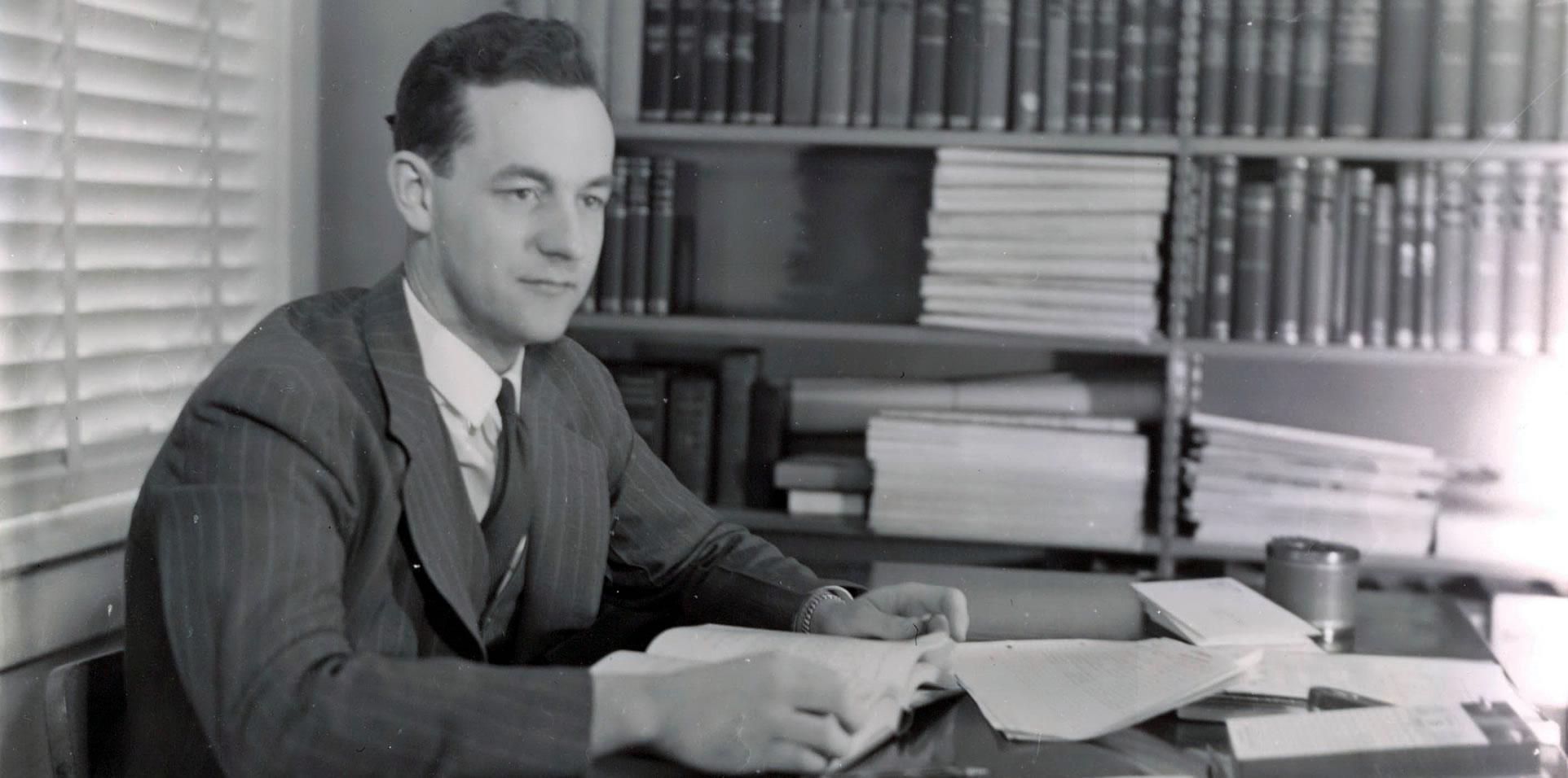 Photo of Founder Earl Fallin